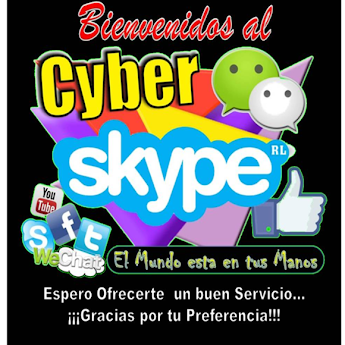 Cyber Skype about