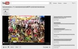 MVเปิดโปง (.!?.),สองพิธีกรสาว,ASTV,สงกรานต์,รวมพลังฯ,เวทีมัฆวานฯ