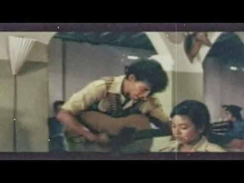Lagu Rindu Lukisan, Gito Rollies, Ismail Marzuki, Film Kereta Api Terakhir (1981)