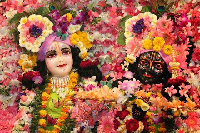 Фото: Кришна Баларам Мандир