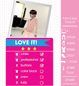Teen Vogue Me Girl Level 52 - Lights, Camera, Action! - Stephanie - Love It! Three Stars