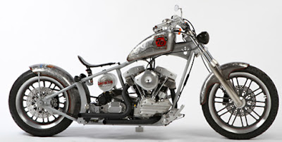Daytona Brass Balls 69 Chopper