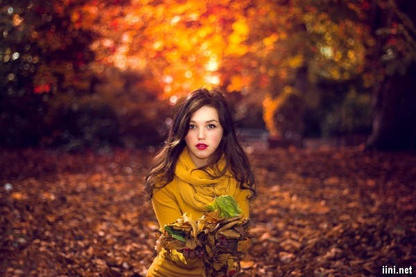 1001 ảnh cô gái mùa Thu đẹp với chút buồn (có Thơ ngắn hay)