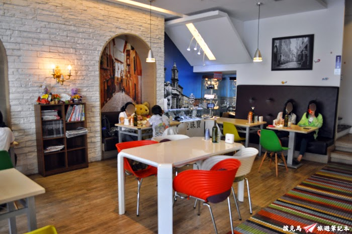 Siena Street 西納小街用餐空間