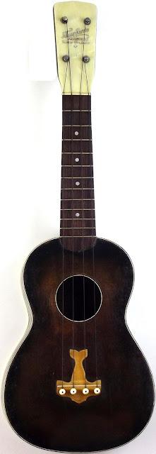 Harmony 1920's Martin S1 Taropatch Concert Ukulele Corner