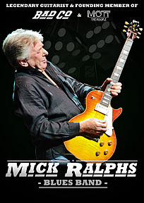 FIFESTOCK - Mick Ralphs Blues Band