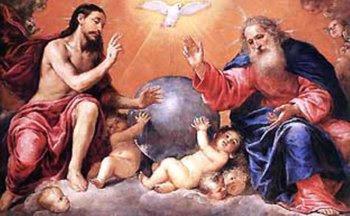 La Trinidad - Padre, hijo y espíritu santo