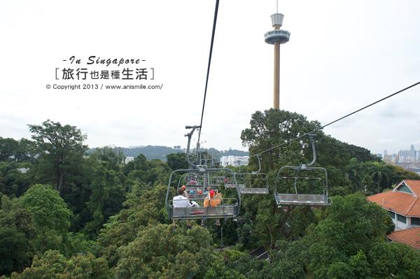 【走走新加坡】聖淘沙島 票卷整理篇