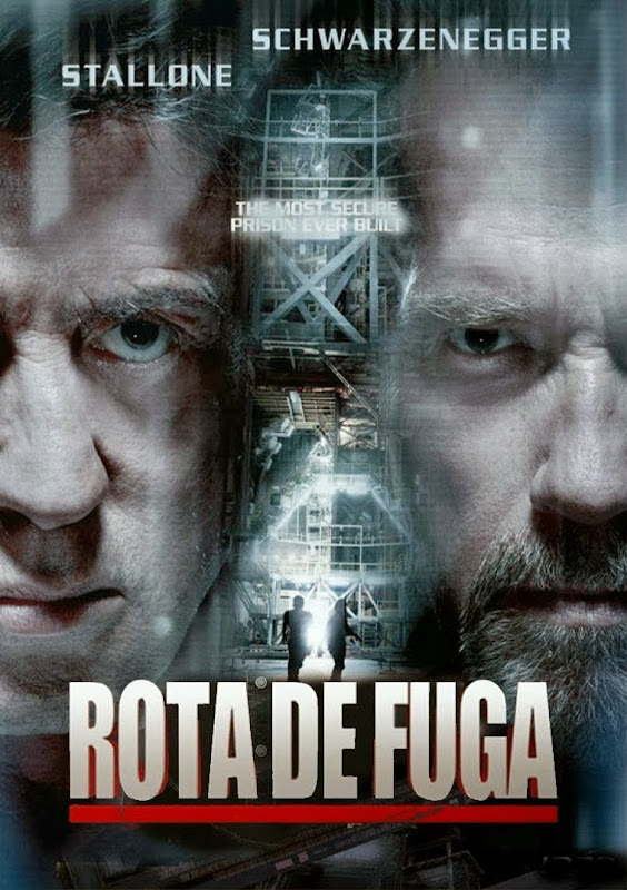 Filme Poster Rota de Fuga R6 PROPER XviD & RMVB Dublado