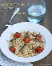 Thumbnail image for Roasted Tomato & Tuyo Linguine