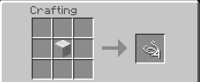 How To Craft String Into Wool In Minecraft
