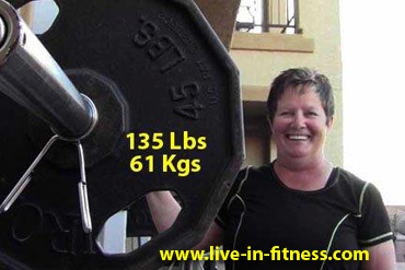 Senior Fitness-Canadian Grandma