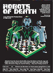 Robots of Death poster