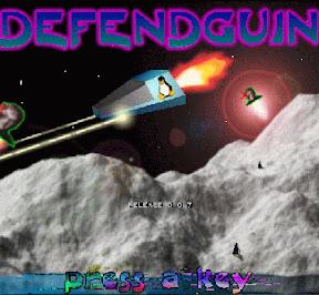 PC Game Defendguin [portable]
