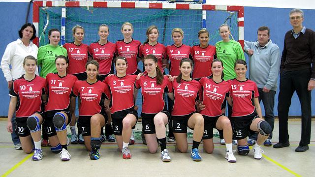 1. Damen 2011/2012