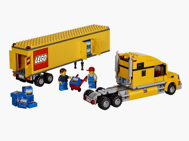 3221 レゴ シティ  レゴトラック