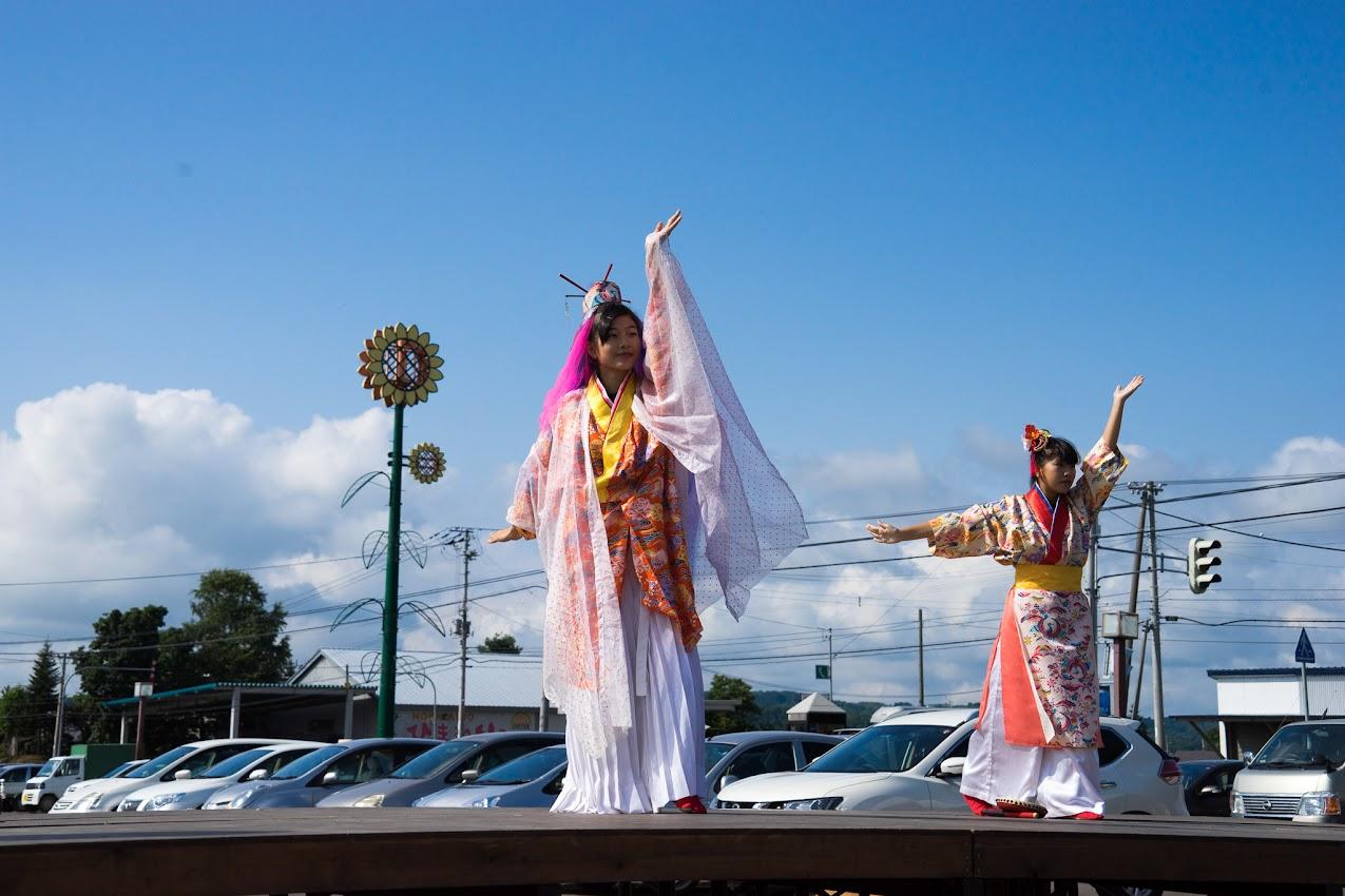 沖縄伝統芸能「エイサー」