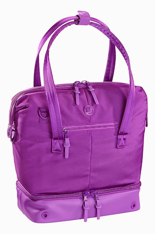 The Modal Concept Tote Bag in Purple