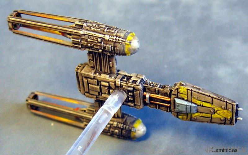 Laminidas' farbige Werften 140228+X-Wing+-+Y-Wing+4