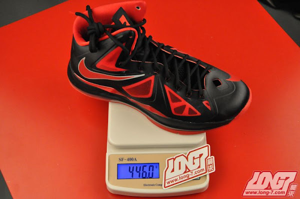 LeBron Anatomy 8211 Nike LeBron X in Black amp Red Dissection
