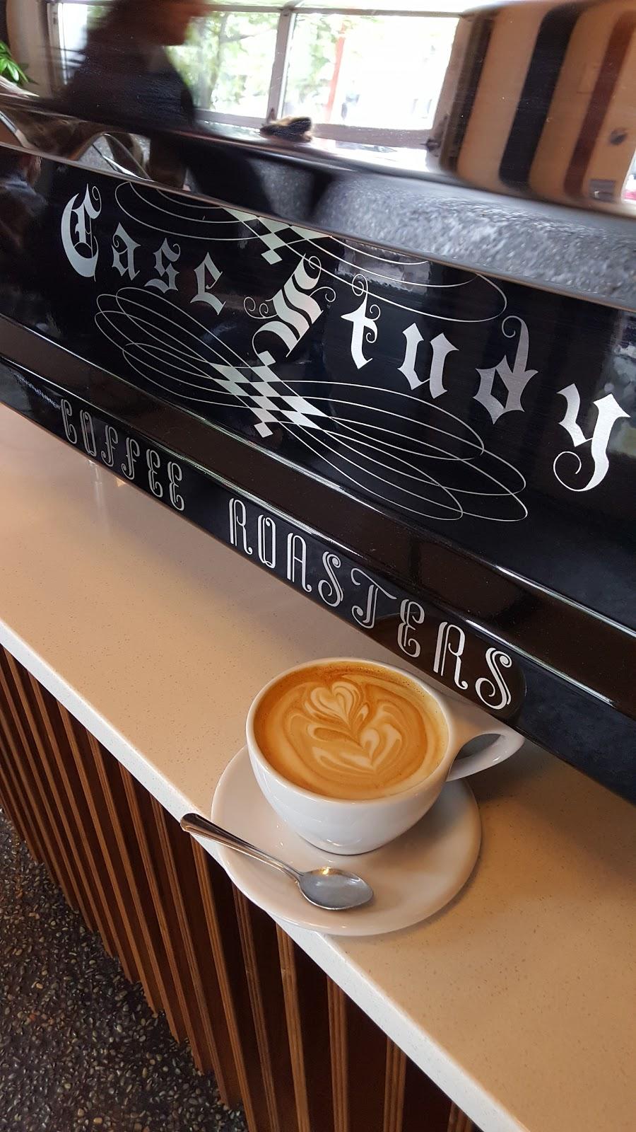 start a coffee shop case
