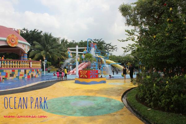 Foto Foto Di Ocean Park BSD Serpong