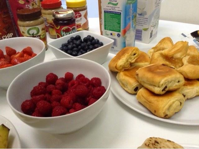 Vegan breakfast UK