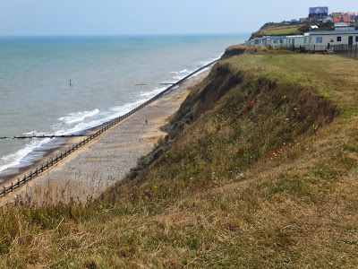 Path at Mundesley