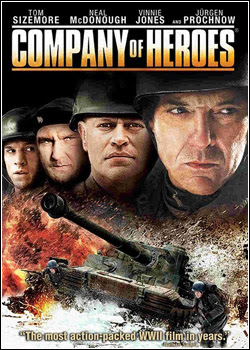 Download - Company of Heroes - O Filme DVDRip - AVi - Dual Áudio