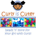 curly is cuter