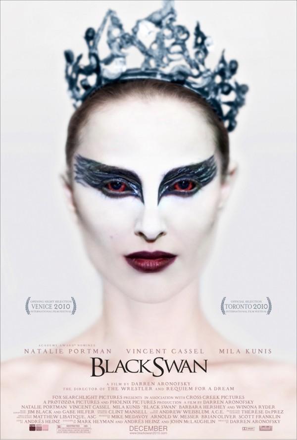 Black Swan Movie suku puoli
