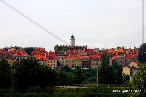 Sandomierz, świętokrzyskie.