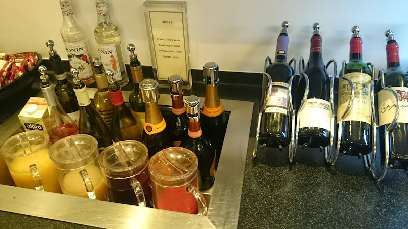 DSC 4568 - REVIEW - The Lounges of LHR T3 - EK, CX and BA (September 2014)