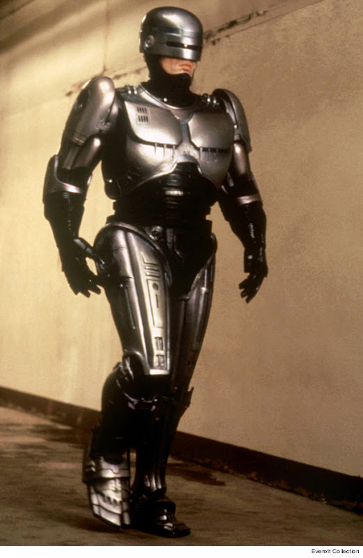 old RoboCop Movie