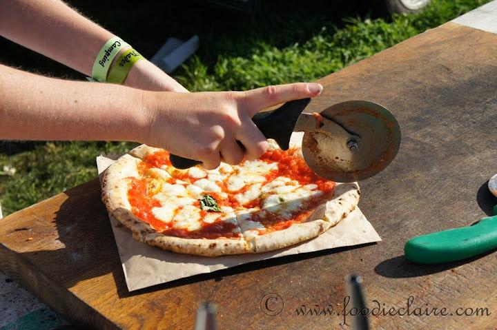 Pizza Pilgrims at Feastival