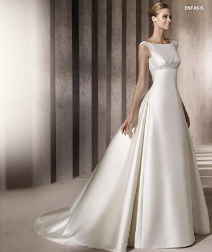 Menyasszonyi ruha 2012 Pronovias Enfasis