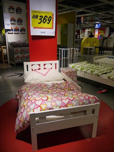 Katil Budak Ikea