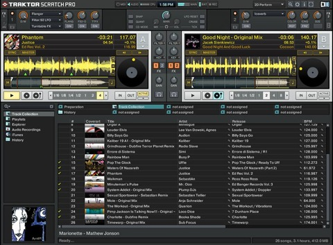 Blog de laresdj mejores programas para dj for Mesa de mezclas virtual