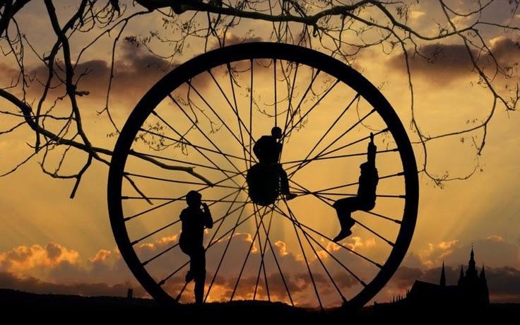 Chiếc bánh xe
