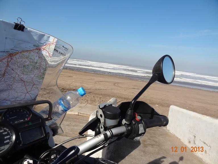 marrocos - Marrocos e Mauritãnia a Queimar Pneu e Gasolina DSC05364
