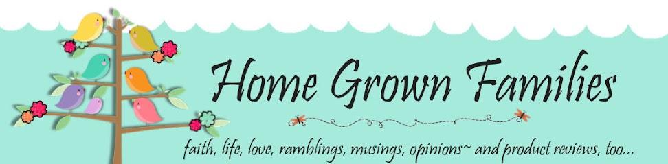 Social Fabric blogger Tiffany - Home Grown Families