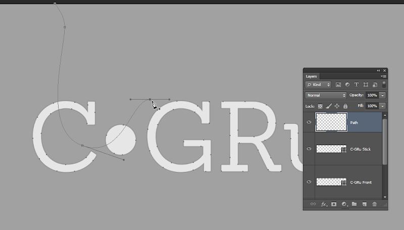 Photoshop - เทคนิคการสร้างตัวอักษร 3D Glowing แบบเนียนๆ ด้วย Photoshop 3dglow08