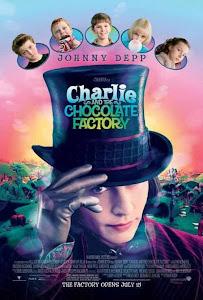 Charlie Và Nhà Máy Sô-cô-la - Charlie And The Chocolate Factory poster