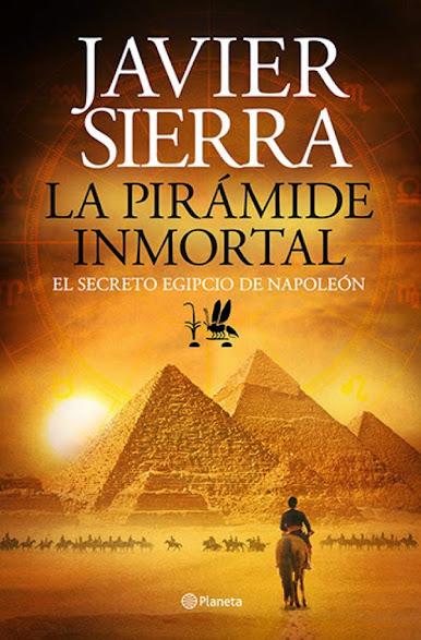 La pirámide inmortal (Javier sierra)