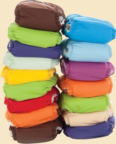 Fuzzibunz cloth nappies