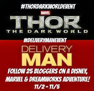 #ThorDarkWorldEvent #DeliveryManEvent