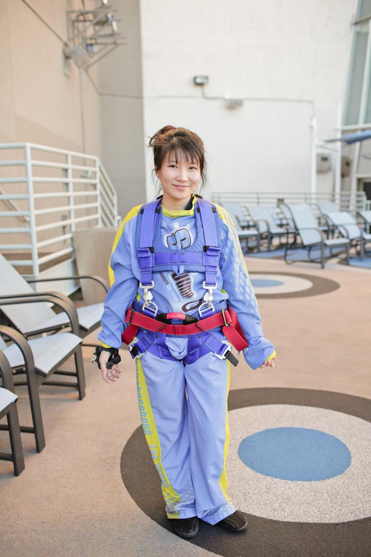 SkyJump Las Vegas (Stratosphere Las Vegas Rides).