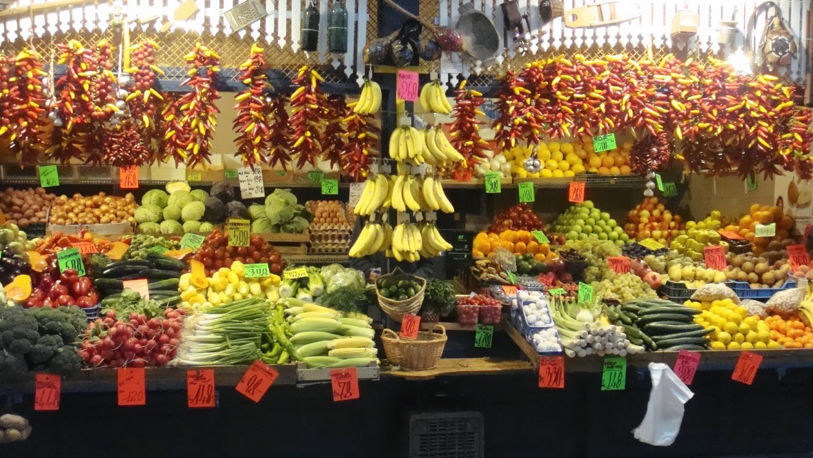 Mercado de Abasto, Budapest, Hungría, Elisa N, Blog de Viajes, Lifestyle, Travel
