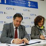 Fotografia de: Acord d'Agricultura amb el CETT per impulsar el coneixement i l'ús de productes alimentaris autòctons | CETT