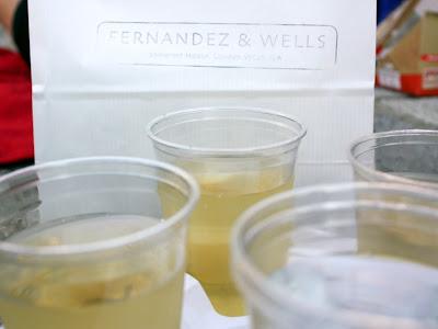 Wine from Fernandez & Wells